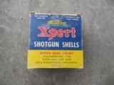 Vintage Western Expert Shotgun shells full box. - 3 of 3