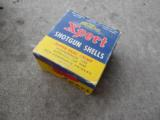 Vintage Western Expert Shotgun shells full box.