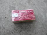 Vintage box of32 Long Colt cartridges by Dominion Cartridges in excellent conditon