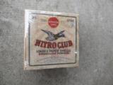 Vintage Nitro Club 12 Ga. Shotgun shell box by Remington Arms Metallic Cartridge Company - 2 of 3