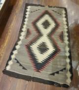 Navajo Ganada rug