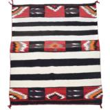 Teec nos pos stylized chief blanket