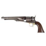 """Colt Model 1860 Army Revolver; .44 cal 8"""" Barrel"""