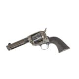 "Colt Frontier Six- Shooter SAA; .41 cal, 4 3/4"" Barrel"