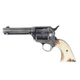 "Colt Single Action Army - First Gen; .38 W.C.F. cal 4 3/4"" Round Barrel"