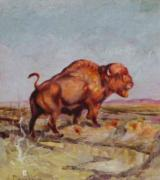 """Buffalo"" by Ace Powell - 1 of 2"