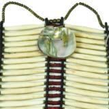 Nez Perce Bone Tube Breastplate - 2 of 2