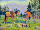 """""""The Loot"""" and """"The Capture"""" by August Curley Lenox - 2 of 6"""