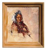 Native Man by Ace Powell - 2 of 3