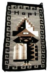 "Navajo Pictorial ""Hopi"" Kachina Dancer"