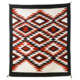 Navajo Ganado Weaving - 1 of 1