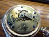 Antique Elgin Pocket Watch 7 Jewels 10K gold filled - 4 of 5
