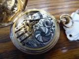 Antique Elgin Pocket Watch 17 Jewels Gold Filled - 6 of 6