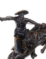Bronco Buster by Frederic Remington (Medium) - 4 of 5