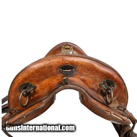 Model 1904 Mcclellan Cavalry Saddle for sale