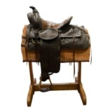 S.D. Meyers Ranch Saddle