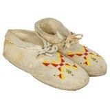 Coeur d'Alene Tribe Moccasins
