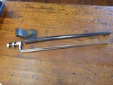 Bayonet Set with Scabbard US