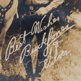 Buck Jones Framed Photograph - 3 of 4