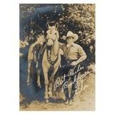 Buck Jones Framed Photograph - 2 of 4