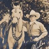 Buck Jones Framed Photograph - 4 of 4