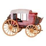 Mud Wagon Scale Model by Jim Carkhuff