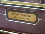 """Within Sunrise"" by Julie Kramer Cole - 4 of 5"