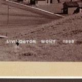 Landscape Photograph of Livingston, Montana 1898 - 3 of 4