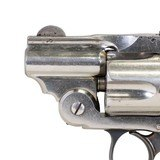 Smith and Wesson Safety Hammerless Revolver - 5 of 7