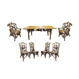 Twigwork Table and Chairs