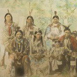 Indians of Eastern Oklahoma Photograph - 4 of 7