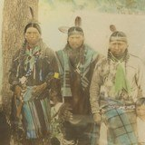Indians of Eastern Oklahoma Photograph - 5 of 7