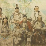 Indians of Eastern Oklahoma Photograph - 3 of 7