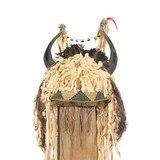 Sioux Split Horn Headdress - 5 of 6