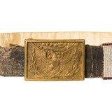 U.S. Cavalry Scout Brass Belt Buckle - 4 of 5
