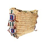 Sioux Quilled Teepee Bag - 2 of 6