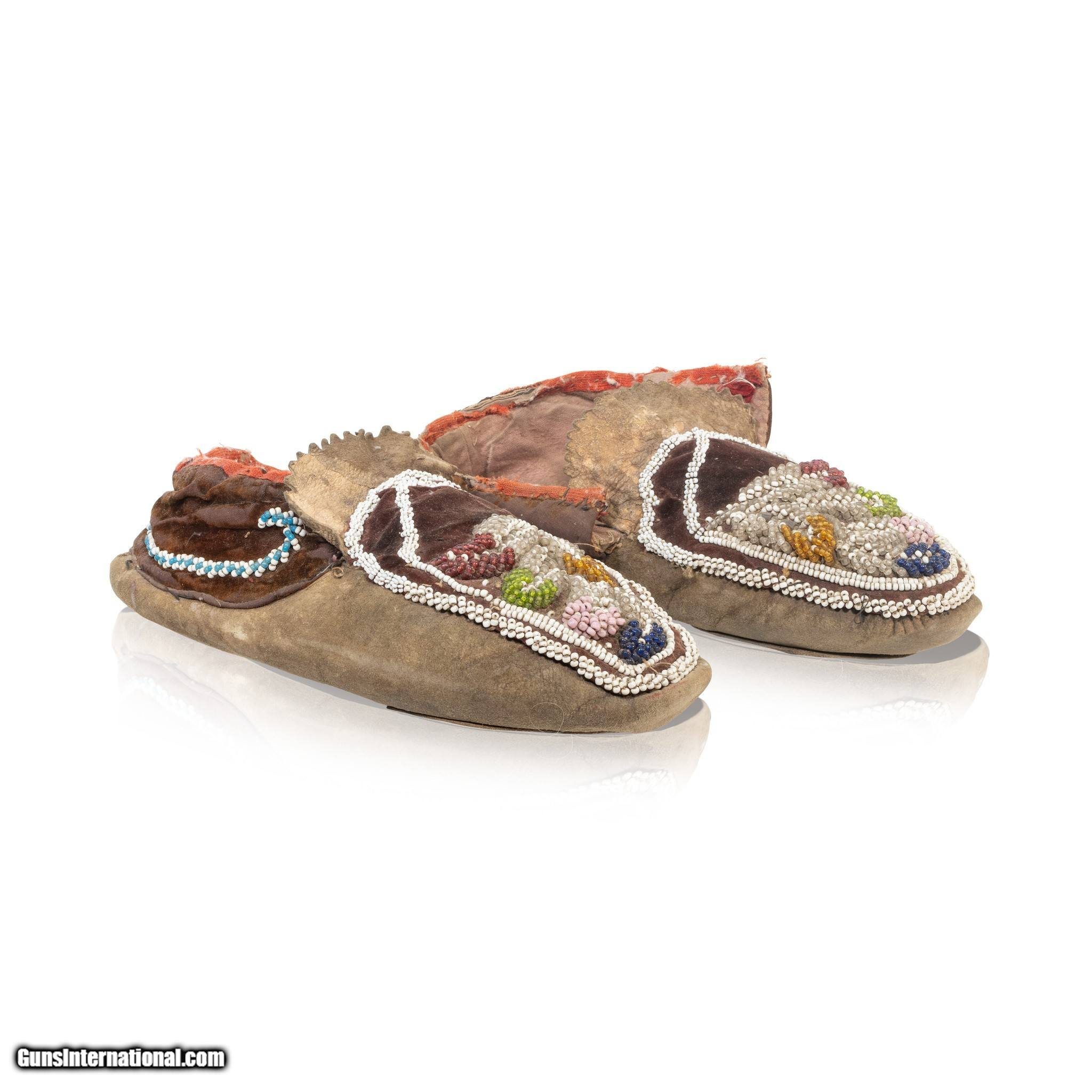 Ojibwa Moccasins for sale