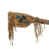 Native Beaded Sword / Case - 8 of 9
