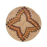 Hopi Woven Plaque - 1 of 2