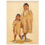 Native Sisters by Glen S. Hopkinson - 1 of 5