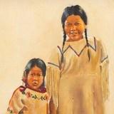 Native Sisters by Glen S. Hopkinson - 3 of 5