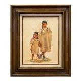 Native Sisters by Glen S. Hopkinson - 2 of 5