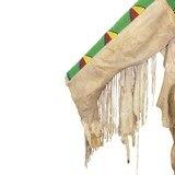 Sioux Warrior's Deer Skin Shirt and Leggings - 4 of 6
