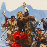 Wrath of Cheyenne Woman by David Powell - 3 of 5