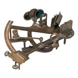 Solid Brass Sextant - 1 of 3