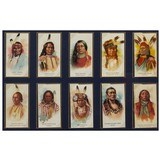 Allen & Ginter Double Tobacco Card Collection - 6 of 7