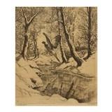 Winter Guest by H. Palenski