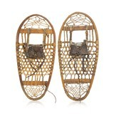 Lund Teardrop Shaped Snowshoes