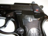 Beretta 380 ACP DAModel 84BB Fired one test round. 14 Shot all original including Mag. - 2 of 13