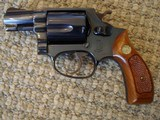 "S&W 1971 Model 37- 38 Special 1 7/8"" barrel Like New Mint 99%"